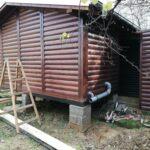 Brvnara Banja Vrujci 11m2 2