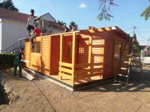montazna-drvena-brvnara-25-50-m2-izgradjena-na-Avali-Goran-Avala-